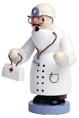Räuchermann Doktor 16cm