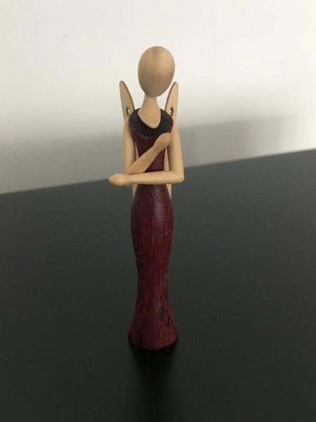 Engel Sternkopf aus Amaranth