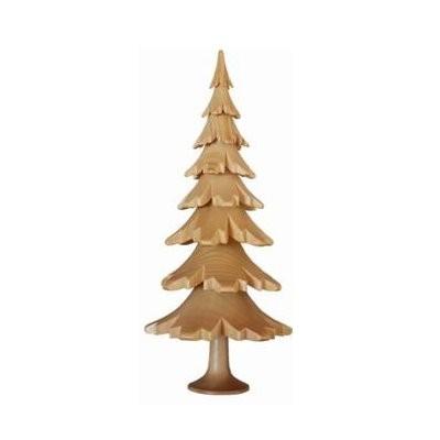 Tannenbaum Natur Holz 12,5cm