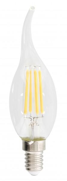 Glühlampe LED Kerze dimmbar E14 Vintage 4.8 W 470 lm 2700 K